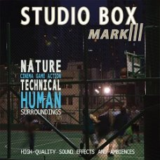 Best Service Studio Box Mark III - Digital Delivery