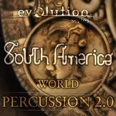 Best Service Evolution Series World Percussion 2.0 - SOUTH AMERICA - Digital Delivery