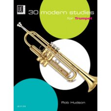 30 MODERN STUDIES (HUDSON ROBERT) FOR TRUMPET