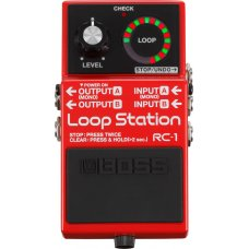 Looper Loop Station Boss RC-1