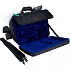Klarinettikotelo A+Bb tupla Propac Messenger LAP TOP /Ipad