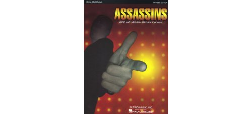 ASSASSINS (SONDHEIM) VOCAL SELECTION & PIANO