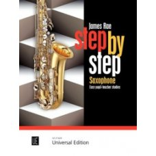 RAE STEP BY STEP   SAXOPHONE