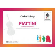 COLOURSTRINGS CELLO ABC PIATTINI
