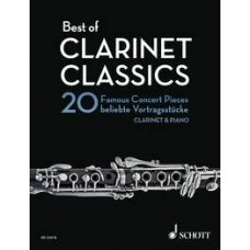 BEST OF CLARINET CLASSICS  CL&PIANO