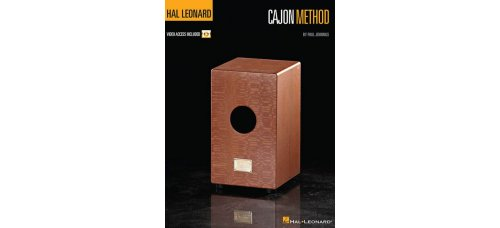 HAL LEONARD CAJON METHOD BK/VIDEO