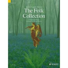 THE FOLK COLLECTION 8 TRADITIONAL PIECES JKV