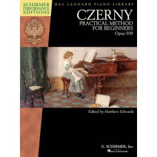 CZERNY PRACTICAL METHOD FOR BEGINNERS OP.599