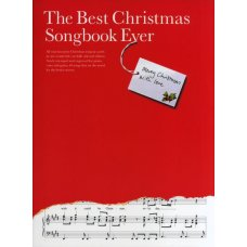 BEST CHRISTMAS SONGBOOK EVER PVG BK