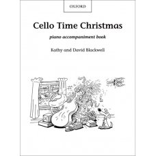 CELLO TIME CHRISTMAS PIANO ACCOMPANIMENT
