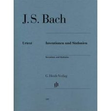 BACH: INVENTIONS & SINFONIAS PIANO