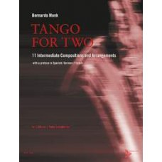 TANGO FOR TWO SAXOPHONE BOOK