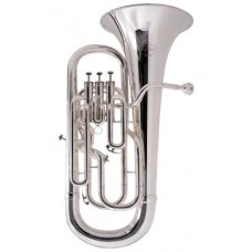 Baritonitorvi Besson New Standard 3+1 v. medium, hopeoitu