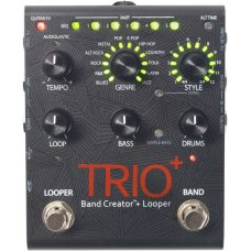 Trio Band Creator Looper Digitech