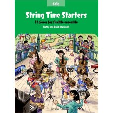 STRING TIME STARTERS CELLO