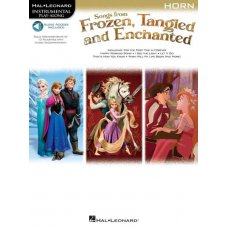 FROZEN TANGLED ENCHANTED HORN BK+AUDIO ACCESS