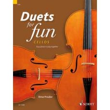 DUETS FOR FUN  CELLOS