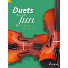 DUETS FOR FUN  VIOLINS
