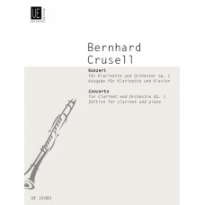 CRUSELL CONCERTO FOR CLARINET OP.1