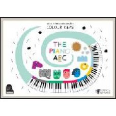 COLOUR KEYS PIANO ABC B-OSA