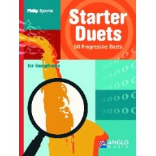 STARTER DUETS FOR SAXOPHONE