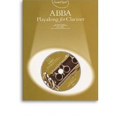 Guest Spot ABBA Playalong for Clarinet
