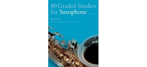 80 Graded Studies for Saxophone 2