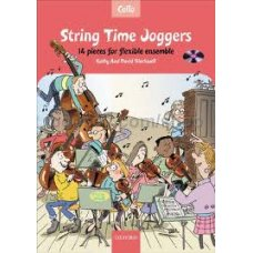 String Time Joggers Cello book