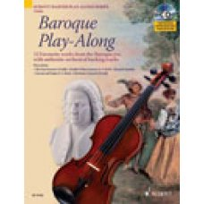 Baroque Playalong for Violin