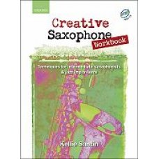 Creative Saxophone Workbook