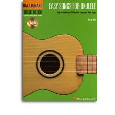 Hal Leonard Easy Songs for UkuleleBk+Audio Access