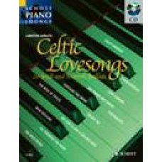 Celtic Lovesongs for piano