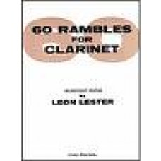 Lester: 60 Rambles for Clarinet