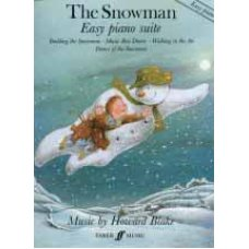 The Snowman Easy Piano Suite