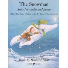 The Snowman Suite for Violin