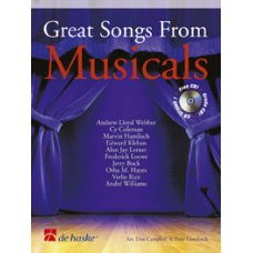 Great Songs from Musicals for Horn