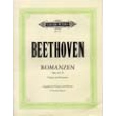 Beethoven: Romances pp.40, op.50 for Violin and Piano