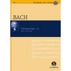 Bach: Overtures Nos. 1-2 BWV 1066-1067