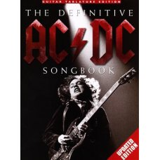 AC/DC DEFINITIVE SONGBOOK GUITAR TAB