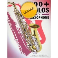 100+ SOLOS FOR SAXOPHONE BK