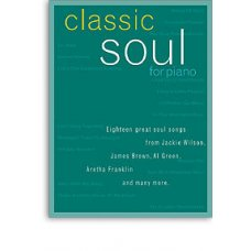 Classic Soul for Piano