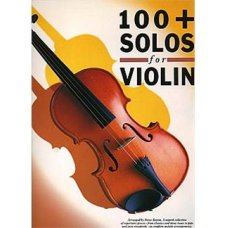 100+ SOLOS FOR VIOLIN BK