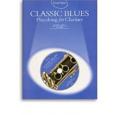 Guest Spot Classic Blues Playalong for Clarinet