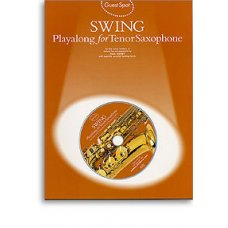 Guest Spot Swing Playalong for Tenor Saxophone