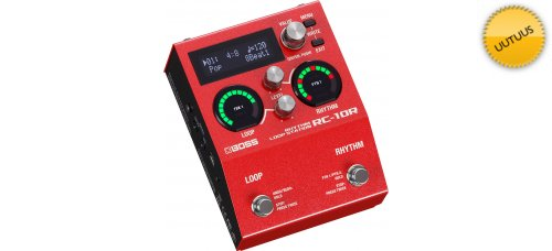 Looper BOSS Rhythm Loop Station RC-10R