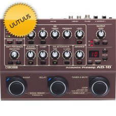 Acoustic Preamp BOSS AD-10