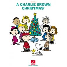 A CHARLIE BROWN CHRISTMAS PIANO SOLO