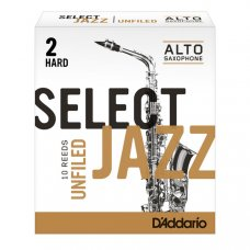Alttosaksofonin lehti nro 2H UNFILED  Jazz Select  10 kpl aski