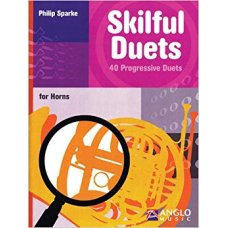 Skilful Duets for Horns