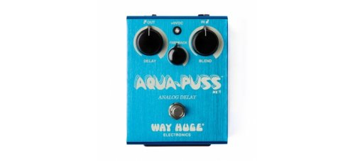 Delay Dunlop/Way Huge Aqua-Puss MKII Analog